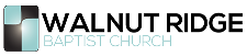 Walnut Ridge Baptist Church Logo